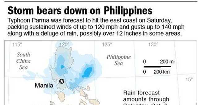 AP EXCLUSIVE: Aquino confident in typhoon response