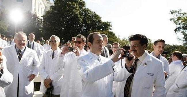 Spin Doctors for Obamacare