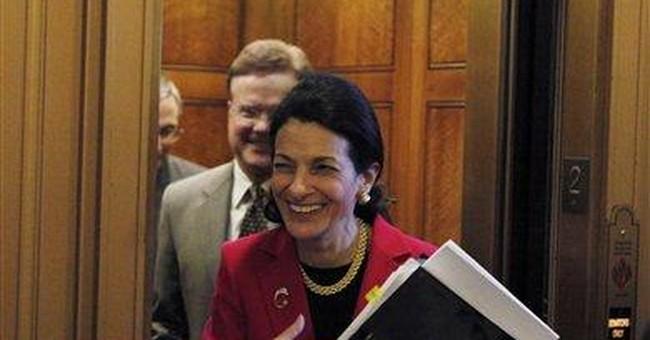Bipartisan Facade Can't Hide Health Plan's Flaws