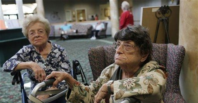 Another Entitlement for Seniors