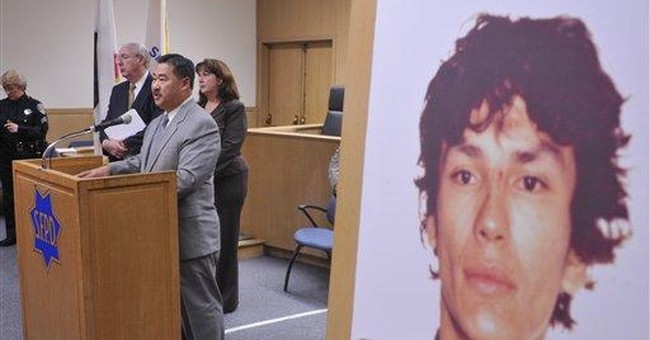Mich. man finds mother was a 1982 homicide victim