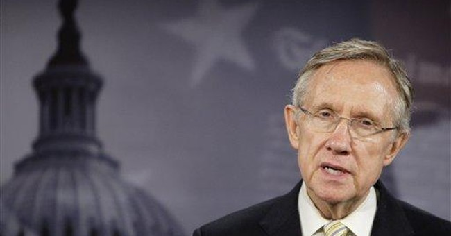 Reid's Bait and Switch Tactics