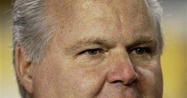 Polls Say Democrats Are Gambling By Taking on Limbaugh