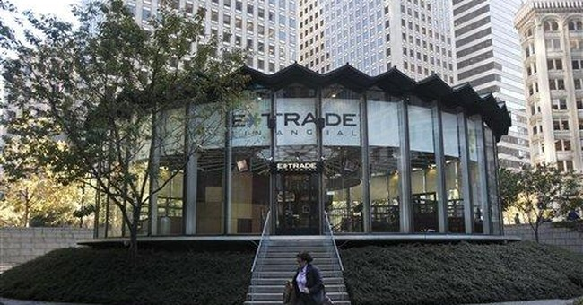 E-Trade posts $71M 3Q profit, tops estimates