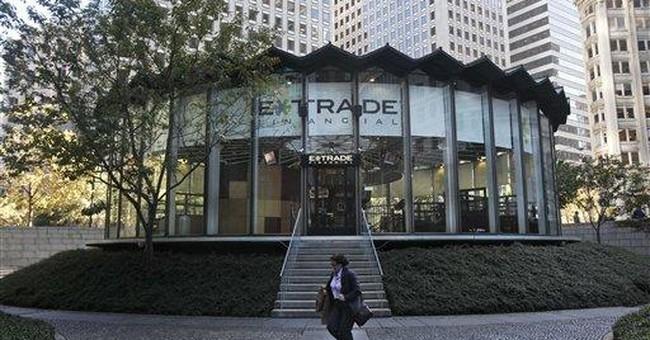 E-Trade posts $71M 3Q profit, tops estimates