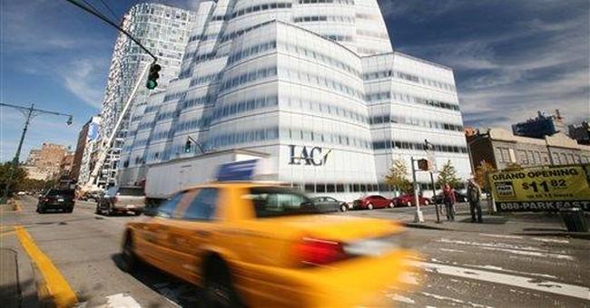 IAC 3Q revenue up, profit down on year-ago boost