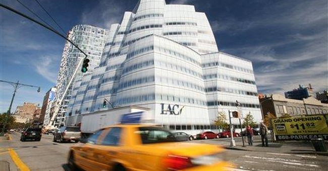 Summary Box: IAC 3Q revenue rises 25 percent