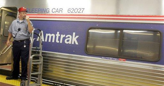 Ejected passenger dragged by NY Amtrak train dies