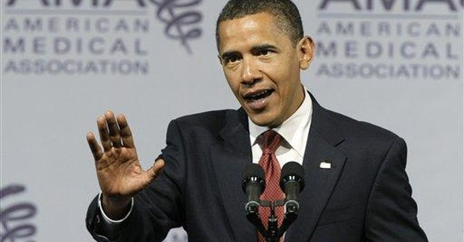 Is Obama Cooking the Medicare Books?