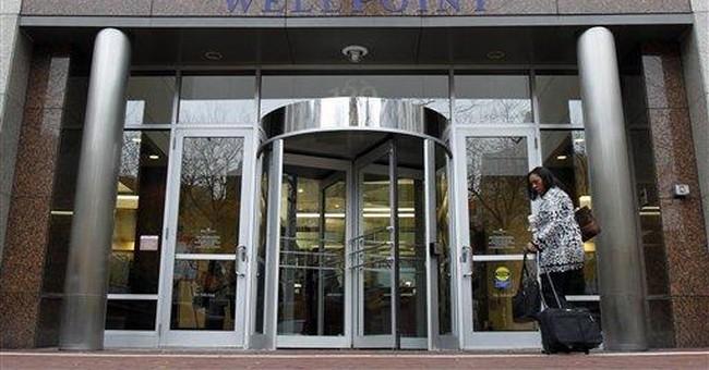 Summary Box: WellPoint's 2Q profit falls 3 percent