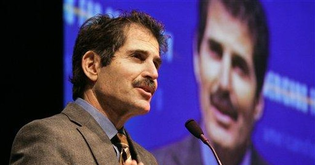 "John Stossel and the Media's ""Statist Syndrome"""