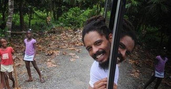 Marley relative: dispute over reggae legend's name