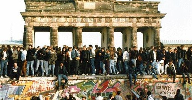 Cracking the Berlin Wall