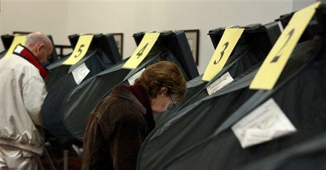 Virginia, New Jersey Races Showing Voters Changing Course