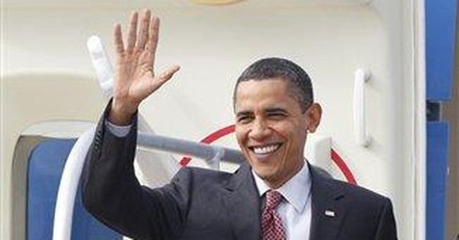 One Year Later, Obama's Media Honeymoon Still Going Strong