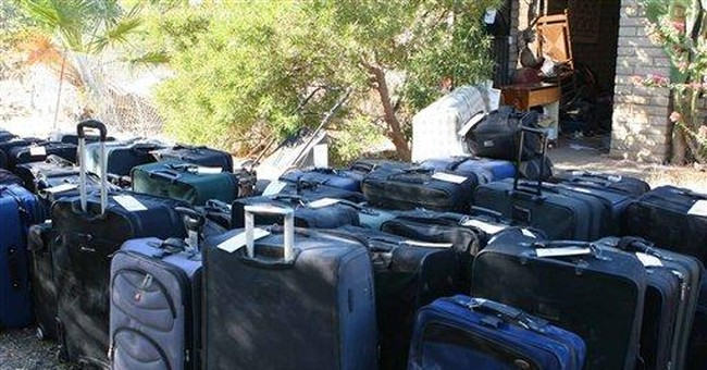 Phoenix luggage thief gets 10 years in prison