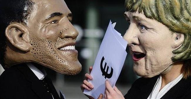 Obama Cedes the Center