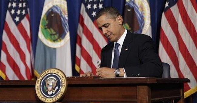 White House Postelection Arrogance