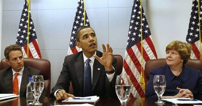 Government takes over, Obama apologizes
