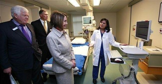 Lobbying Groups go Full Speed Ahead on Health Care