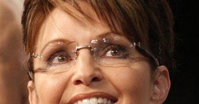 Sally Quinn on Sarah Palin -- Versus Reality