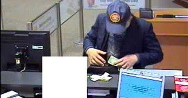 Age of California 'Geezer Bandit' in question