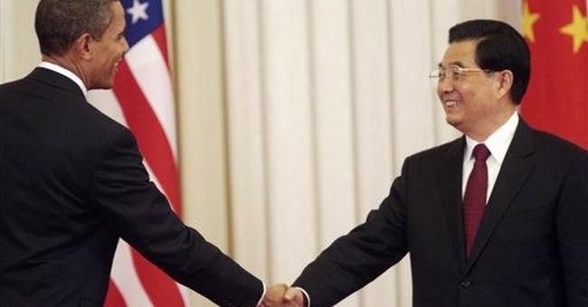 President Zero Sum Goes to Asia