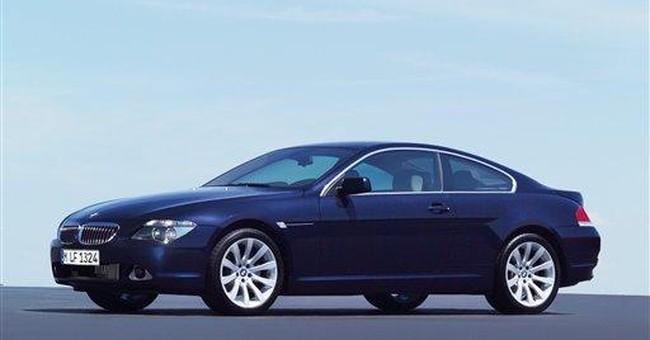 August Auto Sales: BMW sales drop slightly