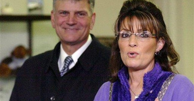 The Sarah Palin Thing