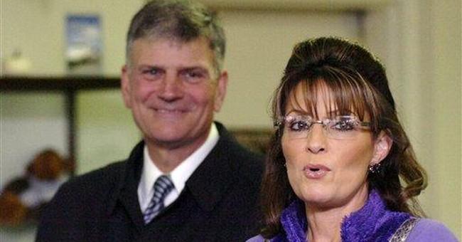 The Sarah Palin Thing