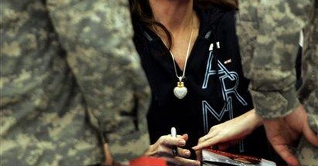 Sarah Palin: Going Rogue, Getting Even
