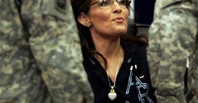 Sarah Palin: Going Rogue, Getting Even