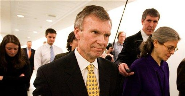 Daschle's Woman Problem