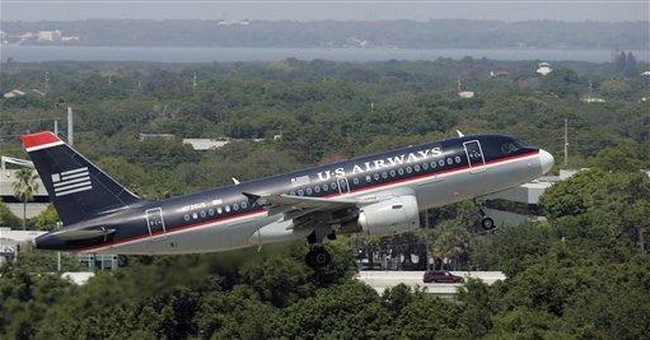 DOT puts conditions on Delta-US Airways slot swap