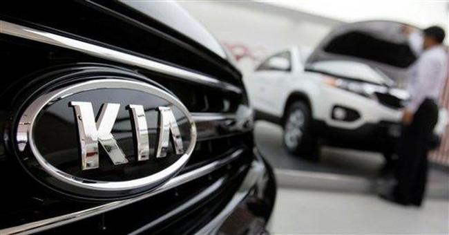 Fact sheet: 2012 Kia Rio