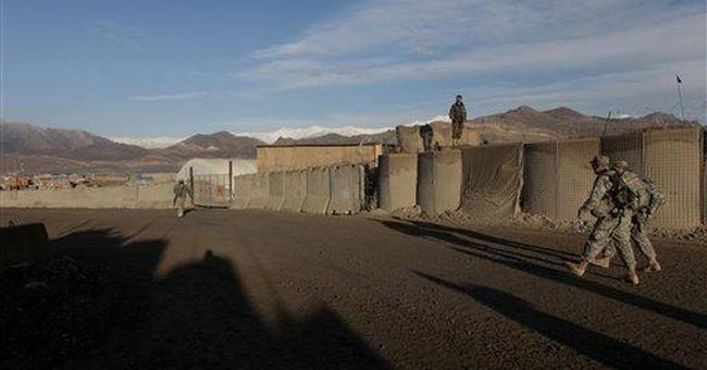 Forward on Afghanistan