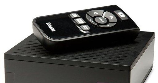 Roku to sell 'Angry Birds' streaming box for $100