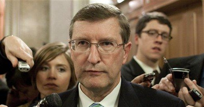 Conrad: Worst Budget Chair in Senate History