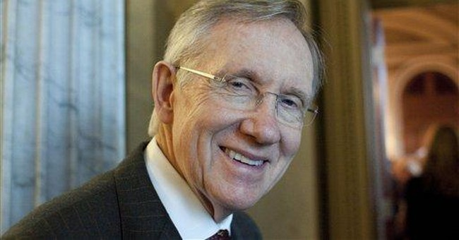 Harry Reid, Uncensored