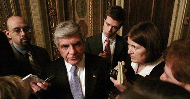 The World's Greatest Rubberstamp Body:  Will The Senate Fold?