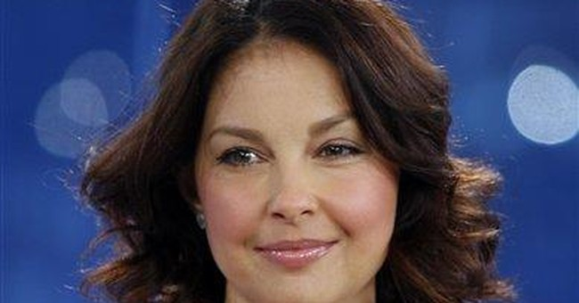 Ashley Judd: Clown in Wolf Guardian's Clothing