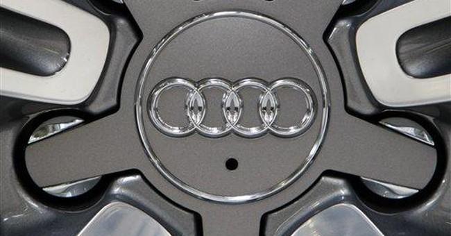 Fact sheet: 2012 Audi A7