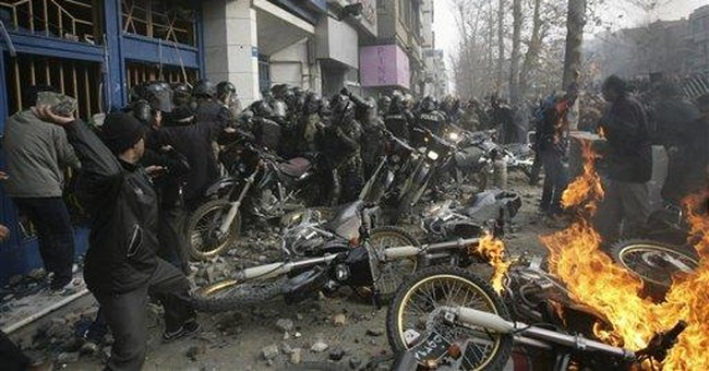 Unrest in Iran: The Vindication of George W. Bush