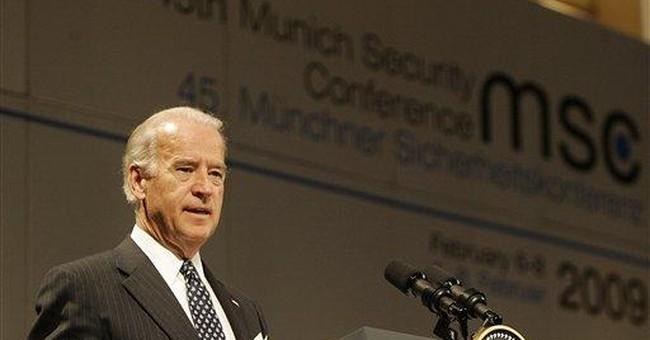 Joe Biden: Rain Man of the Democratic Party