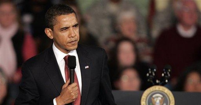 Obama Stiffs the Left