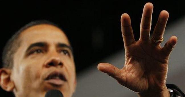 Obama's Un-Nourishing Prayer Breakfast