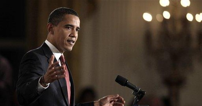 Republicans Can Take the Wind Out of Obama's Sails