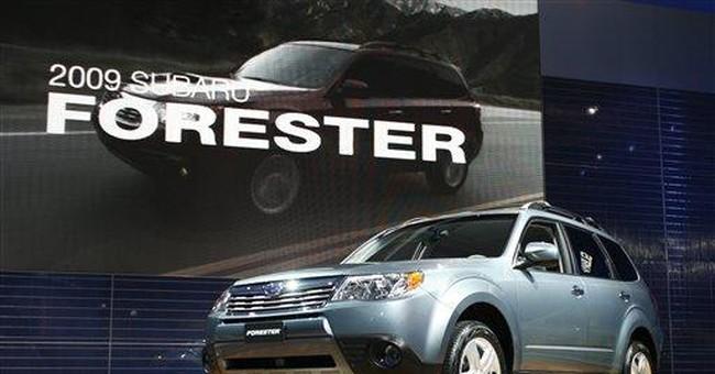 May Auto Sales: Subaru sales jump 48 percent