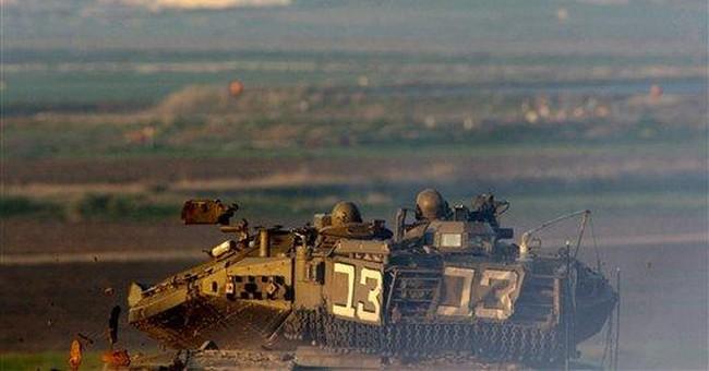 The Gamble in Gaza