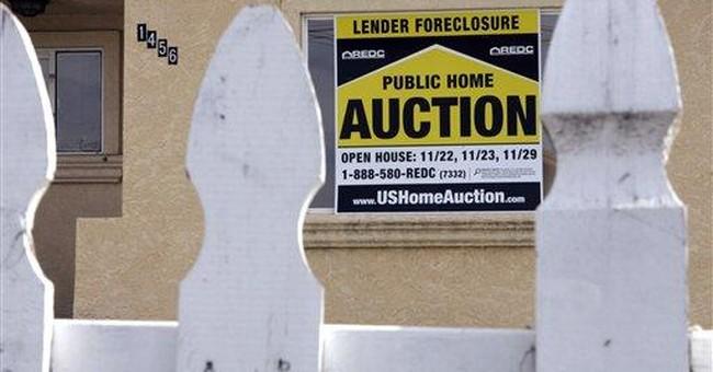 "Those Foreclosure ""Victims"" Deserve No Sympathy"